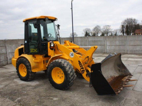 JCB 407B 408B 409B 410B 411B Wheel Loading Shovel Service Repair Workshop Manual DOWNLOAD 411B Wheel Loading Shovel Service