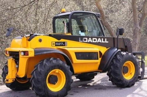 JCB 520-40 524-50 527-55 Telescopic Handler Service Repair Workshop Manual DOWNLOAD