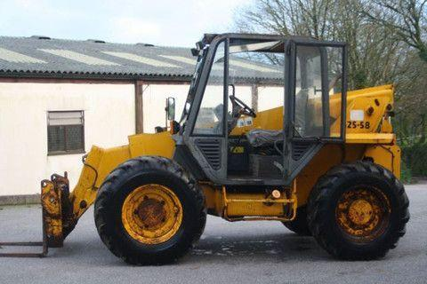 JCB 530 Telescopic Handler Workshop Service Repair Manual #771356