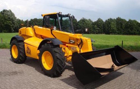 JCB 528-70 528S Telescopic Handler Service Repair Workshop Manual DOWNLOAD