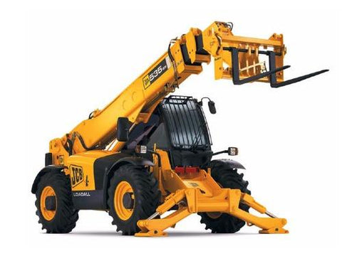 JCB 540-170 550-140 540-140 550-170 535-125HiViz 535-140HiViz Telescopic Handler Service Repair Workshop Manual DOWNLOAD