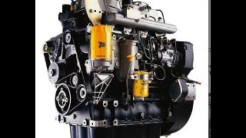 JCB Dieselmax Engine SA-SC Build Service Repair Workshop Manual INSTANT DOWNLOAD