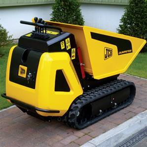 JCB HTD5 Tracked Dumpster Service Repair Workshop Manual DOWNLOAD