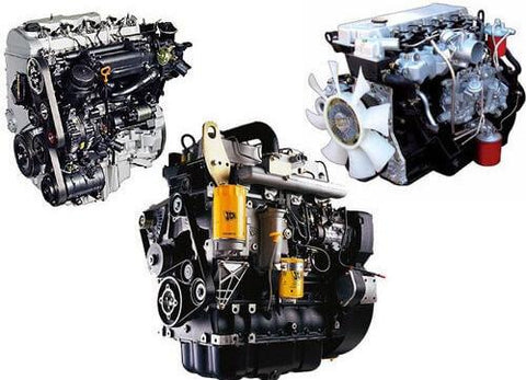 JCB Isuzu Engine A1-4JJ1 Service Repair Workshop Manual INSTANT DOWNLOAD