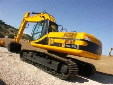 JCB JS290 Auto Tier III Tracked Excavator Service Repair Manual INSTANT DOWNLOAD
