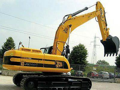 JCB JS360 Auto Tier III Tracked Excavator Service Repair Manual INSTANT DOWNLOAD