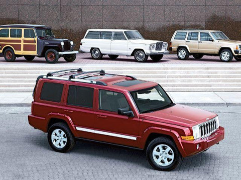 JEEP Commander XK 2006-2010 OEM Factory SHOP Service repair manual