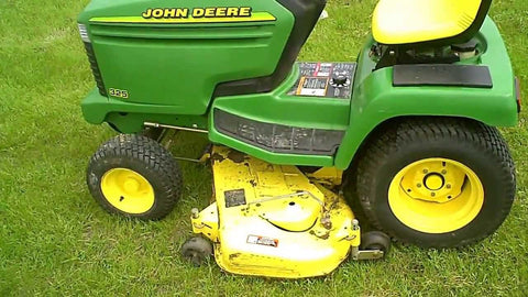 complete wiring diagrams page 152 best manuals john deere 325 345 lawn and garden tractor service technical manual tm1574