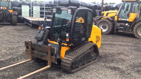 2006 JCB 180T SKID STEER PARTS CATALOG MANUAL PDF