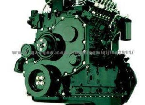 Jcb Cummins 4b 3.9 / 6b 5.9 Engine Service Repair Manual