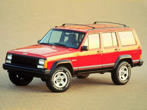 Jeep Cherokee XJ 1984-1993 Service Repair Manual instant download