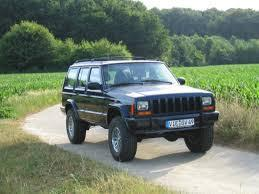 Jeep Cherokee XJ Service & Repair Manual 1997