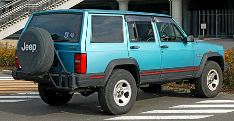 Jeep Grand Cherokee XJ YJ 1995 Repair Service Manual PDF