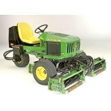 John Deere 2653B Trim and Surrounds Mower Operators Manual