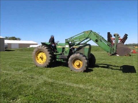 John Deere 2940 Tractor Workshop Service Repair Manual