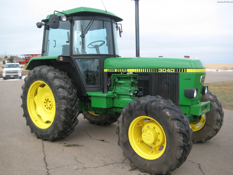 John Deere 3040 and 3140 Tractors Technical Service Manual Download