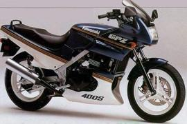 Kawasaki GPX400 1998 Service Repair Manual