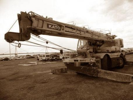 Kato KR25H-V2 / SR-250sp Rough Terrain Crane Parts catalog Manual PDF