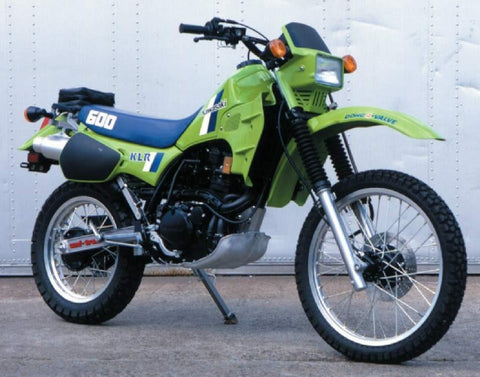 Kawasaki KLR600 1984-1986 Repair Service Manual PDF