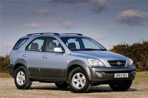 Kia Sorento 2003-2006 Workshop Service Repair Manual