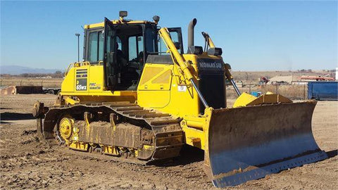 komatsu d155ax 5 dozer bulldozer service repair workshop manual download sn 70001 and up