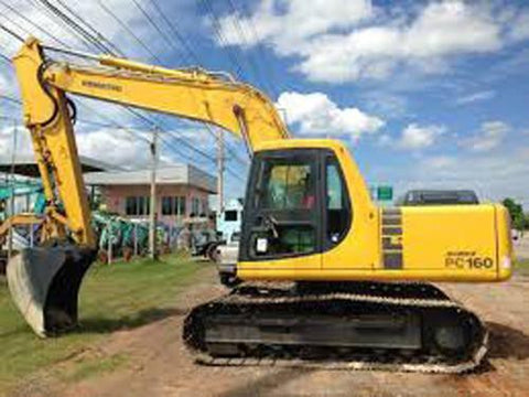 Komatsu PC160-6K, PC180LC-6K, PC180NLC-6K Excavator Service Repair Workshop Manual DOWNLOAD (SN 30001 and up)