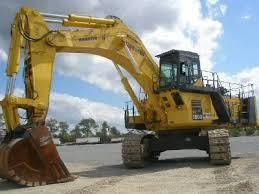 Komatsu PC1800-6 Galeo Hydraulic Excavator Operation & Maintenance Manual DOWNLOAD (SN: 11035)