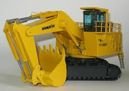 Komatsu PC3000-1 Hydraulic Mining Shovel Service Repair Workshop Manual DOWNLOAD (SN: 6182)
