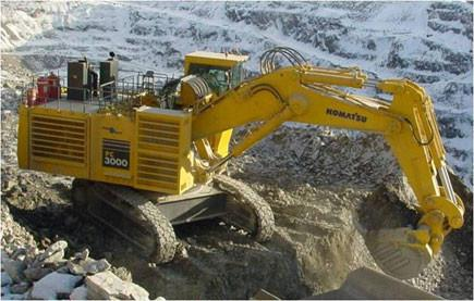 Komatsu PC3000-6 Hydraulic Mining Shovel Service Repair Workshop Manual DOWNLOAD (SN: 6224)