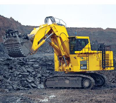 Komatsu PC3000-6 Hydraulic Mining Shovel Service Repair Workshop Manual DOWNLOAD (SN: 06208 and up, 46151 and up)