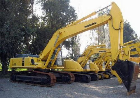 Komatsu PC400-6, PC400LC-6, PC450-6, PC450LC-6 Hydraulic Excavator Service Repair Workshop Manual DOWNLOAD (SN:32001 and up, 12001 and up)