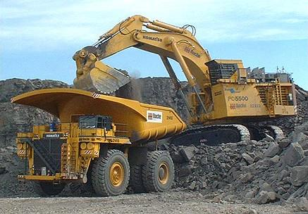 Komatsu PC5500-6 Hydraulic Mining Shovel Service Repair Workshop Manual DOWNLOAD (SN: 15019)