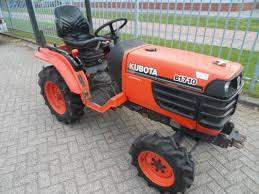 Kubota B1710, B2110, B2410, B2710 Tractor Service Repair Workshop Manual DOWNLOAD
