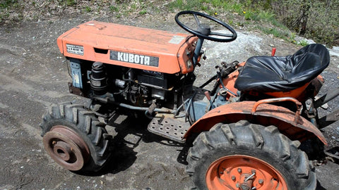 Kubota B6000 Tractor Service Repair Workshop Manual DOWNLOAD