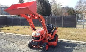 Kubota BX2350D, RCK48-23BX-EU, RCK54-23BX-EU, RCK60B-23BX-EU, LA243 Tractor, Rotary Mower, Front Loader Service Repair Workshop Manual DOWNLOAD