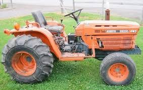 Kubota L210 Tractor Service Repair Workshop Manual DOWNLOAD