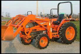 Kubota L2900 L3300 L3600 L4200 Workshop Service Repair Manual
