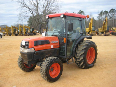 Kubota L4330 service repair manual
