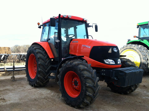 Kubota M135X Service Repair Manual