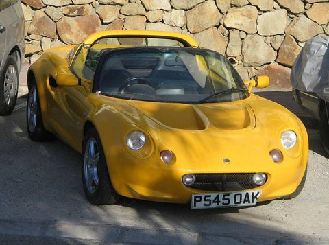 Lotus Elise S1 1996-2001 Workshop Service Repair Manual