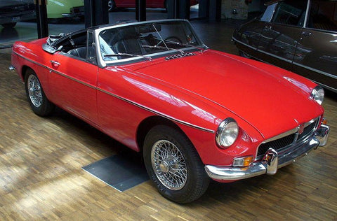 Mg Mgb 1962-1980 Roadster-gt Coupe Workshop Service repair Manual