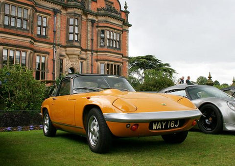 LOTUS ELAN 1962-1975 FACTORY WORKSHOP REPAIR MANUAL