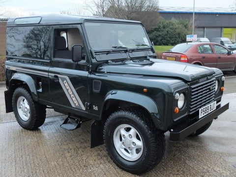 Land Rover Defender Ninety & One Ten Service & Repair Manual 1983-1990 (800+ pages, Searchable, Printable, Single-file PDF)