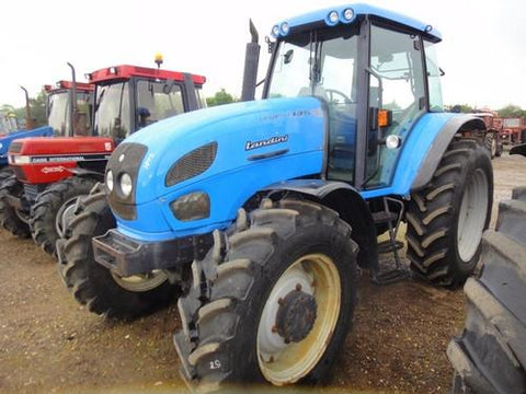 Landini New Legend TDI 125 135 145 165 Tractor Workshop Service Repair Manual