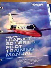 Learjet 30 Series 35,36 Pilot Training Manual DOWNLOAD