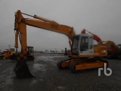 Liebherr R900 R902 STD Crawler Excavator Service Repair Manual