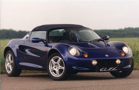 Lotus Elise 1996-2000  Repair Service Manual PDF