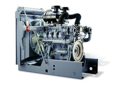 MAN Industrial Diesel Engine D2848 LE 2.. D2840 LE 2.. D2842 LE 2.. D2848 2840 2842 LE 2* Factory Service / Repair/ Workshop Manual Instant Download!