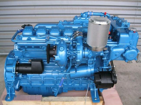 MAN Industrial Diesel Engine D2866/D 2866 LE 2..* Factory Service / Repair/ Workshop Manual Instant Download!