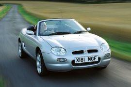 1996 1997 1998 1999 2000 2001 Rover Mgf Mg-f Complete Workshop Repair Manual